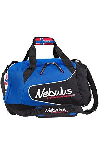 Nebulus, Borsa da viaggio Philly, Blu (Schwarz-Kobald), Taglia unica