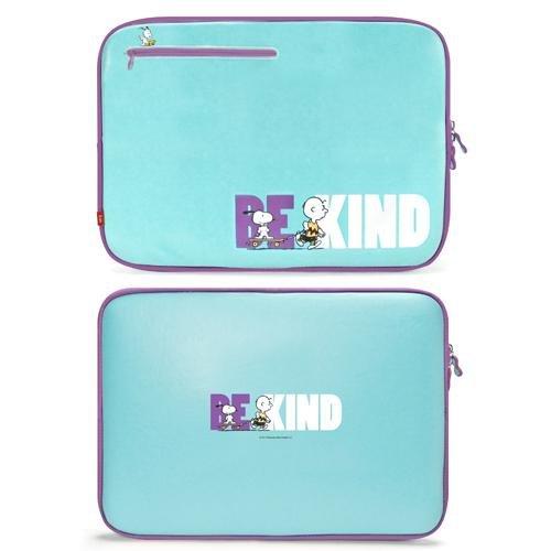 Iluv Peanuts Sleeves For Macbook 15-Inch (Be Kind) (Ibp2123Bkblu)