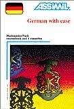 echange, troc Assimil - Collection Sans Peine - German With Ease (1 livre + coffret de 4 cassettes) (en anglais)