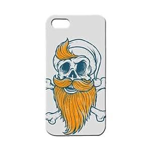 BLUEDIO Designer 3D Printed Back case cover for Apple Iphone 5 / 5S / SE - G0447