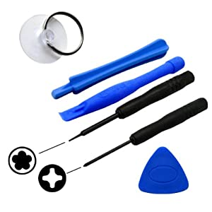 Cbus Wireless 6in1 Repair Opening Pry Tools Screwdriver Kit Set for iPhone 4S / 4 / 3G / iPod Touch