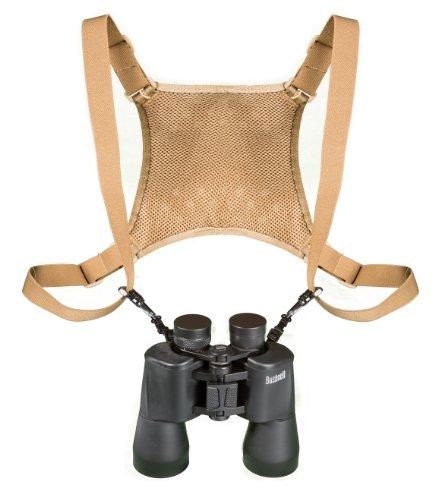 Tuff Binocular Harness Strap, Coyote Brown