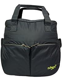 Donex Polyster Multipurpose Hand Bag / Shopping Bag / Travel Bag Grey