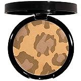 Jolie Leopard Print Shimmer Bronzing Powder