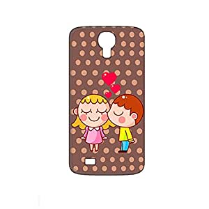 Vibhar printed case back cover for Infocus M2 CoupleDots