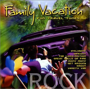 Family Vacation (Fun Travel Tunes)