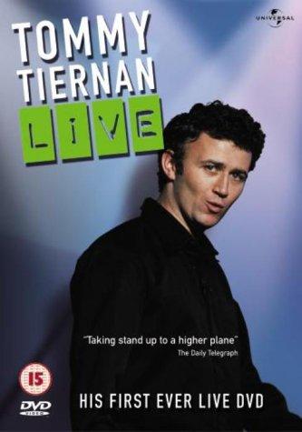 Tommy Tiernan Live [DVD]