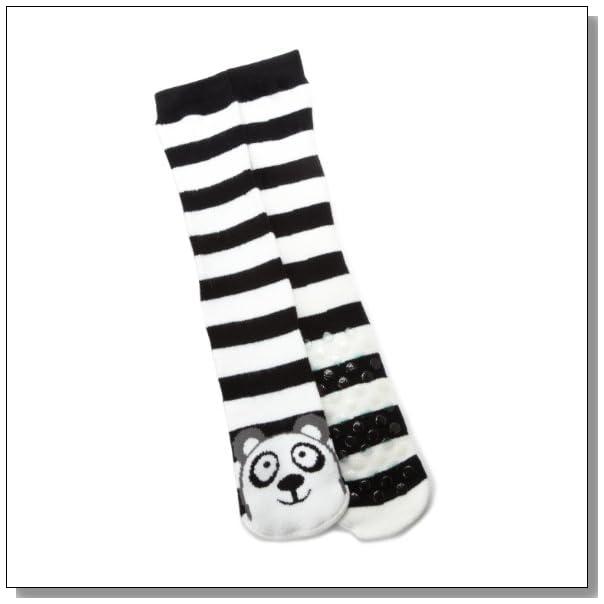 K. Bell Socks Women's Panda Bear Slipper Socks