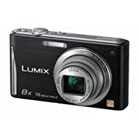 Panasonic Lumix FS35 Digital Camera - Black