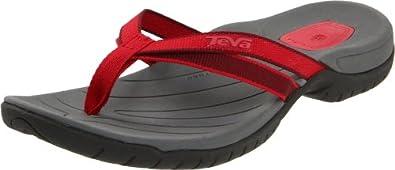 03ef6735d5411 Teva Women's Tirra Thong Sandal