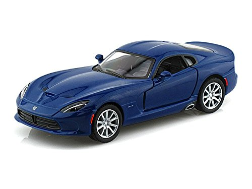 2013 SRT Dodge Viper GTS 1/36 Blue