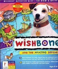 Wishbone And The Amazing Odyssey Win MacB0006D3IAU : image