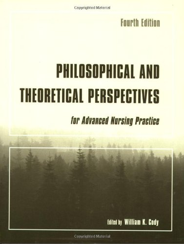 Philosophical And Theoretical Perspectives For Advanced...