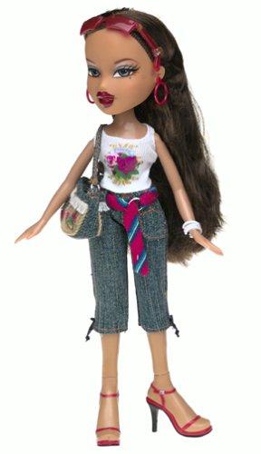Bratz Yasmin Funk Out - Buy Bratz Yasmin Funk Out - Purchase Bratz Yasmin Funk Out (MGA, Toys & Games,Categories,Dolls,Fashion Dolls)