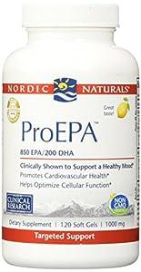 Nordic Naturals Pro EPA, 1000 mg, 120 Count