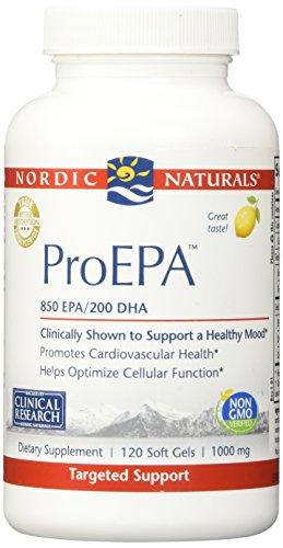 Nordic Naturals Pro EPA, 1000 mg, 120 Count (Fish Oil High Epa compare prices)