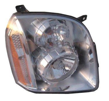 GMC Yukon Denali Replacement Headlight Assembly - Passenger Side (2007 Yukon Denali Lights compare prices)