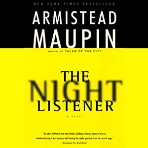 The Night Listener Audiobook
