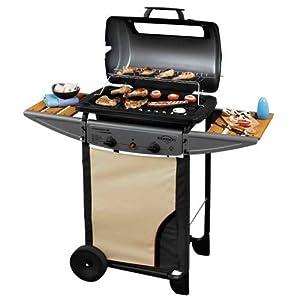 Barbecue à Gaz Leclerc