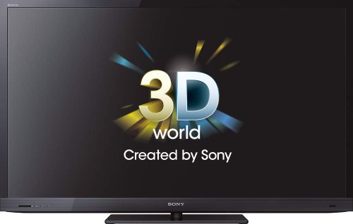 Sony KDL32EX723BU 32-inch Widescreen Full HD 1080p 3D 100Hz Edge LED Internet TV with Freeview HD
