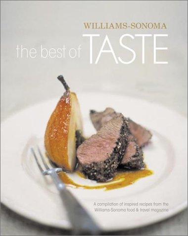 williams-sonoma-best-of-taste-cookbook