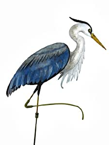 Regal-Garden 3D Decor Heron Standing Art - Art #R282