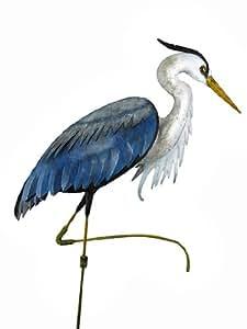 Regal-Garden 3D Decor Heron Standing Art - Art #R282