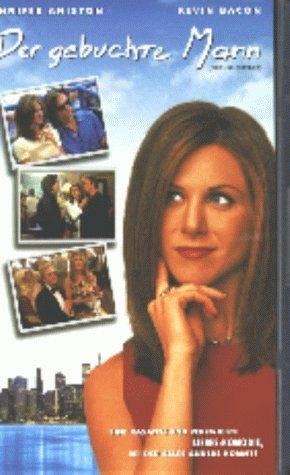 Der gebuchte Mann [VHS]