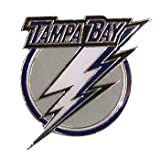 NHL Tampa Bay Lightning Logo Pin at Amazon.com