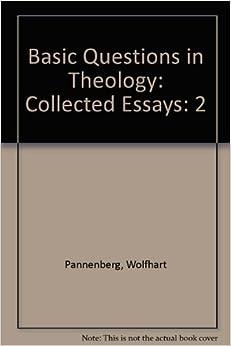 essay faith nature science theology toward