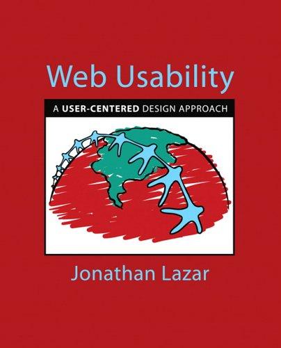 Web Usability: A User-Centered Design Approach