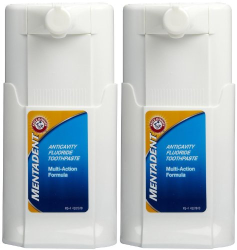 Is mentadent toothpaste discontinued