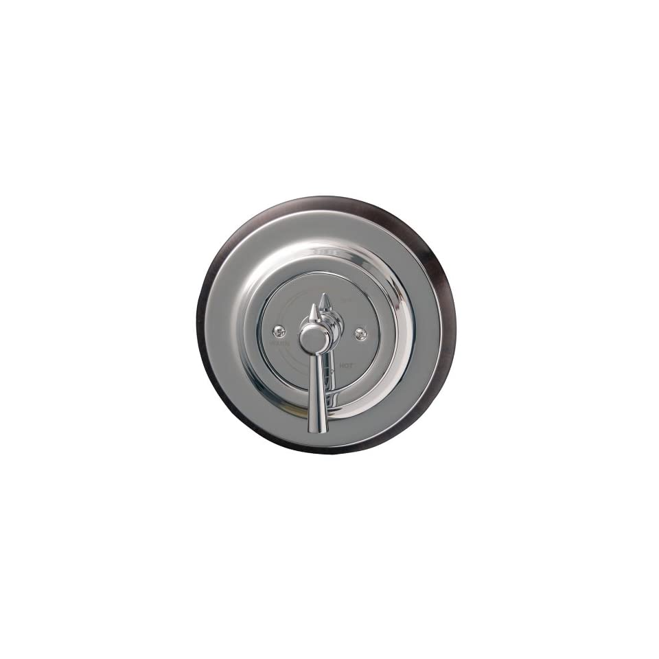 Barclay Chess Polished Chrome 1 Handle Tub & Shower Faucet with Single