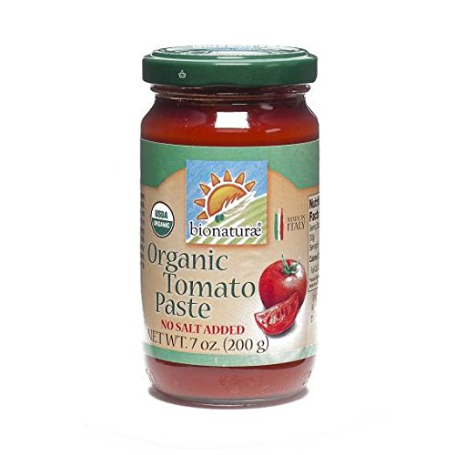 Bionaturae Organic Tomato Paste - 7 oz Pack of 3 (Bionaturae Tomato Paste compare prices)