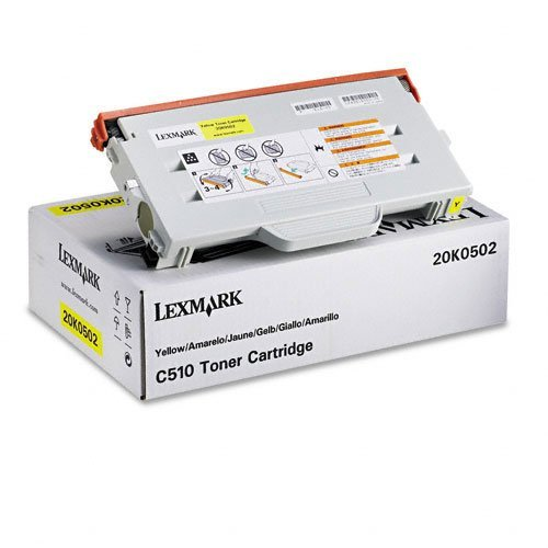 lexmark-products-lexmark-20k0502-toner-3000-page-yield-yellow-sold-as-1-each-produces-high-quality-p