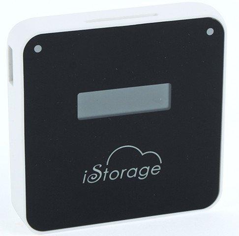 iStorage SD, USBメモリーストレージ・WIFI ルーター・バッテリーZH-IP-ISR300