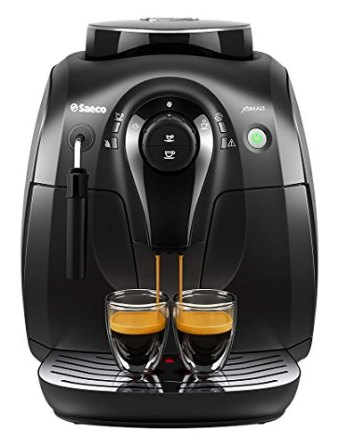 Review Phillips Saeco HD8645/47 Vapore Expresso Machine, X-Small, Black