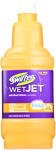 Swiffer Wet Jet Antibacterial Cleaner With Febreze Citrus