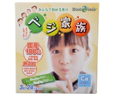 日本薬品 ベジ家族 3gx24