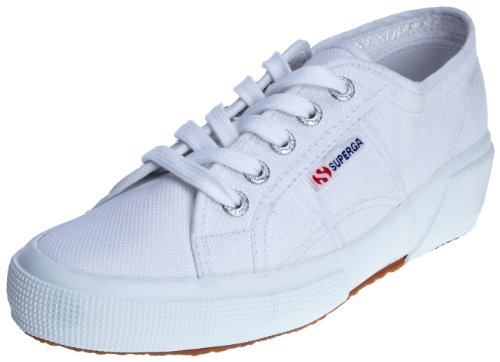 Superga - Cotw Linea Ud Natural Rubber, Sneaker Unisex - Adulto, Bianco, 37