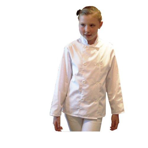 Kids Chef Jacket (age 13-14 years)