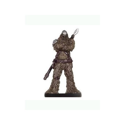 Star Wars: Miniatures Knights of the Old Republic Wookiee Trooper #12 Gaming Figure