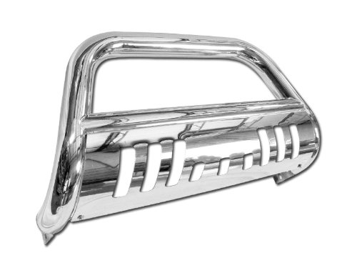 S/S BULL BAR (brush push bumper grill grille guard) V2 2005-2011 DODGE DAKOTA CH (2006 Dakota Bull Bar compare prices)