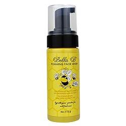 Bella B Foaming Face Wash 4 Oz
