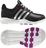 Adidas Women's a.t. 270 2D fitness workout running black trainers Q20492