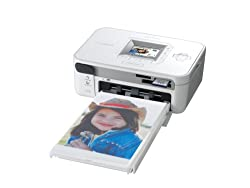 Canon Selphy CP740 Compact Photo Printer (2094B001)