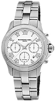 Raymond Weil Parsifal Automatic Mens Watch - White