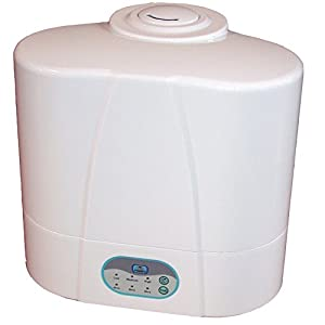 Surround Air SonicAire Humidifier Ionizer CLA4