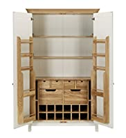 Fenchurch 2-Door Larder Unit
