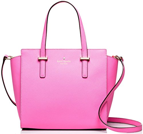 kate spade new york Cedar Street Small Hayden Top-Handle Bag (Rouge Pink)